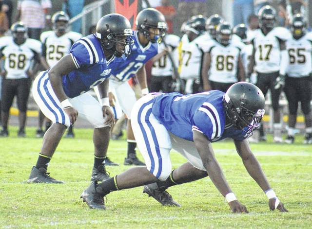 Scots learn from first scrimmage | Laurinburg Exchange