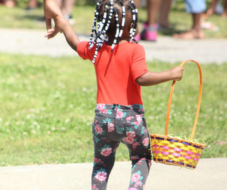 Egg hunts abound in Jeff Davis Parish