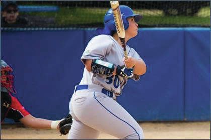 HU softball team gets thrilling win, tough loss in twinbill split