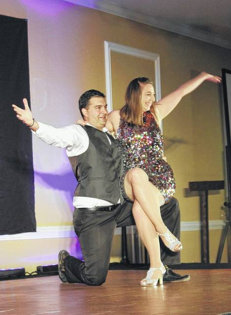 Salsa dancing scotland