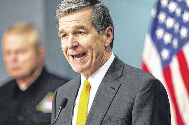 North Carolina governor: More COVID-19 test supplies needed