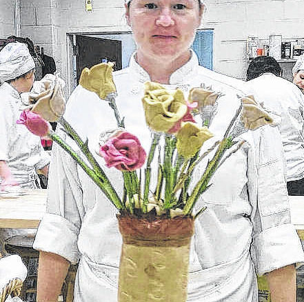 Courtesy photo                                 Lisa McLean Grooms may not have taken the nationwide vistory, but she says the support the community has given her makes her still feel like a winner.