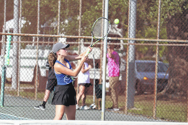 Roundup: Women tennis, women golf, boys soccer and volleyball all in motion   Laurinburg Alternate